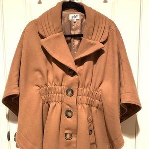 "Size M - Poncho Coat - 3/4"" Wide Sleeve"